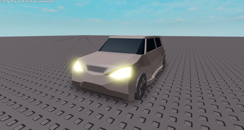 Low Poly Car Price Building Support Roblox Developer Forum