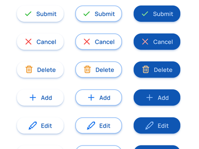 Buttons by Gulzaib Aslam   Dribbble
