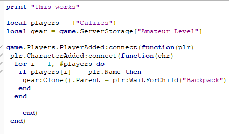 How Can I Fix My Script Scripting Support Roblox Developer Forum