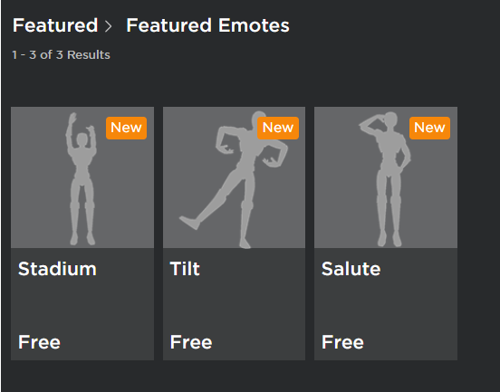 Emotes In Roblox 2019 In Game Emotes Menu Announcements Roblox Developer Forum