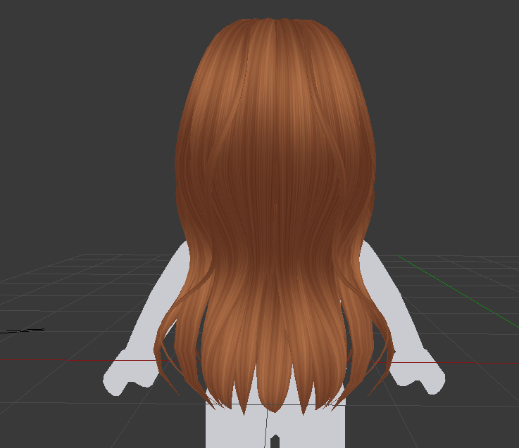 Feedback On My Hair Meshes Art Design Support Roblox Developer