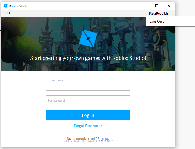 Constantly Being Logged Out In Studio When Opening Publishing Etc Studio Bugs Roblox Developer Forum