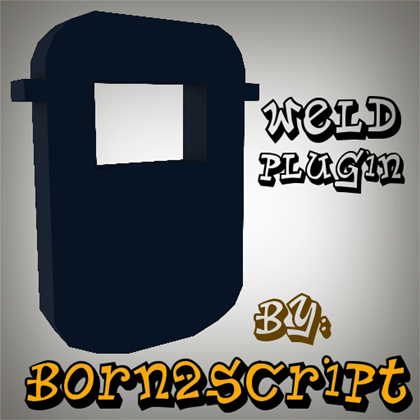 Roblox Weld Script A Script That Makes All Parts In A Model Jointed Welded Scripting Support Roblox Developer Forum