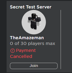 Question About Vip Server Payments Game Design Support Roblox