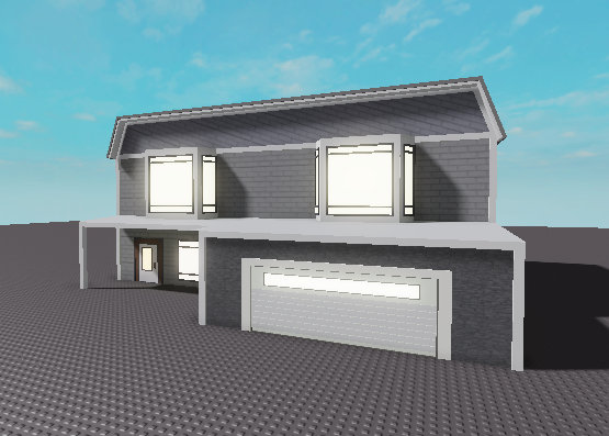 Opinions On My Bloxburg Styled House Building Support Roblox