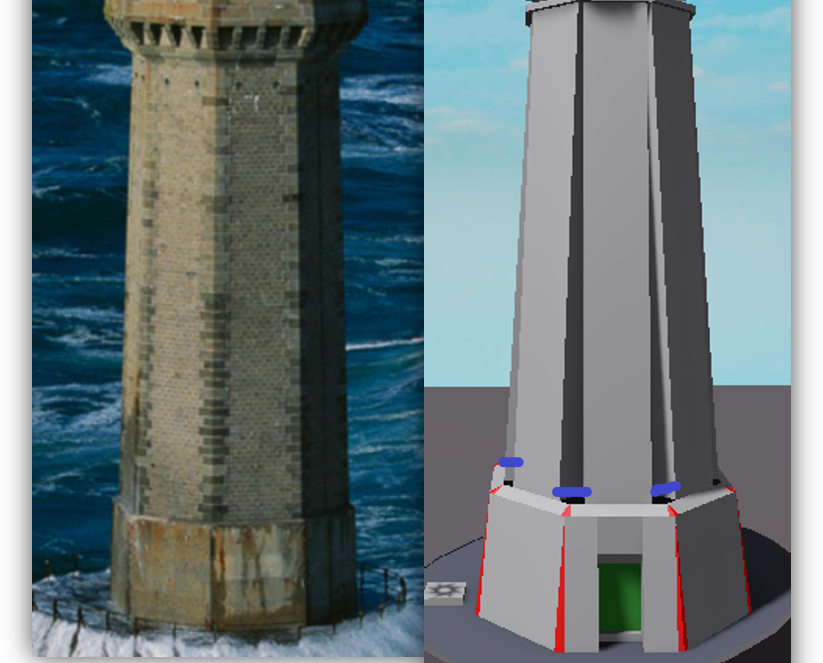 towers