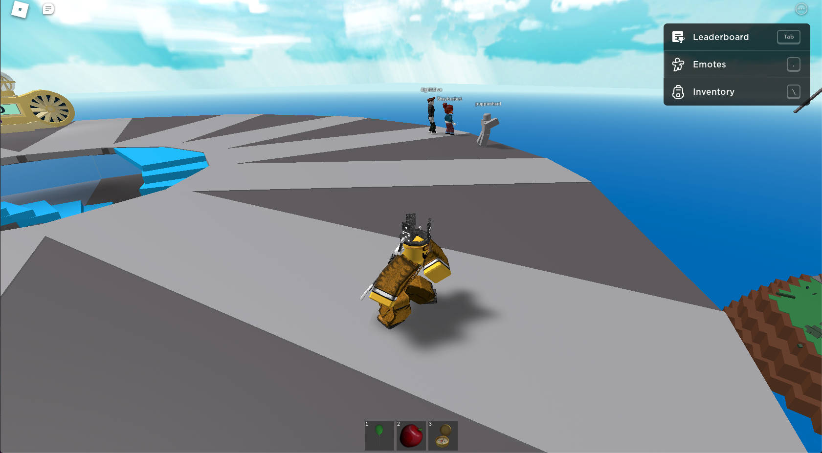 New In Game Topbar Announcements Roblox Developer Forum