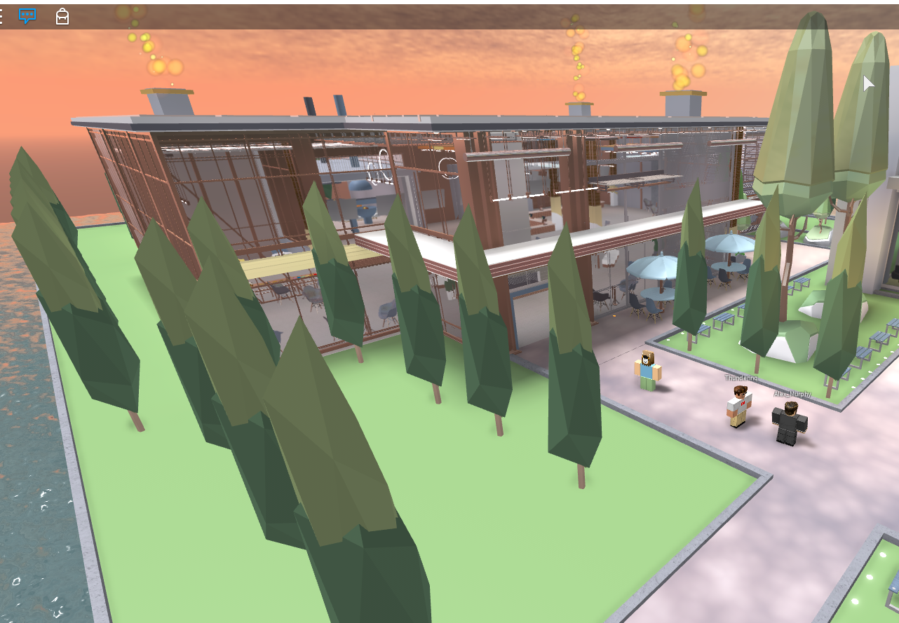 I Have A Map But Is It Free Modeled Building Support Roblox