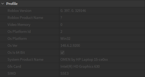 Roblox Studio Keeps Using My Integrated Video Card Why Studio