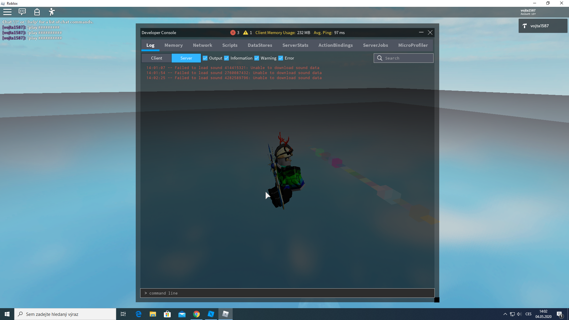 Sound Is Not Loading Scripting Support Roblox Developer Forum